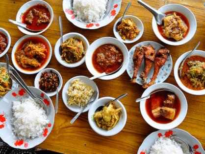 Что едят в Бирме?