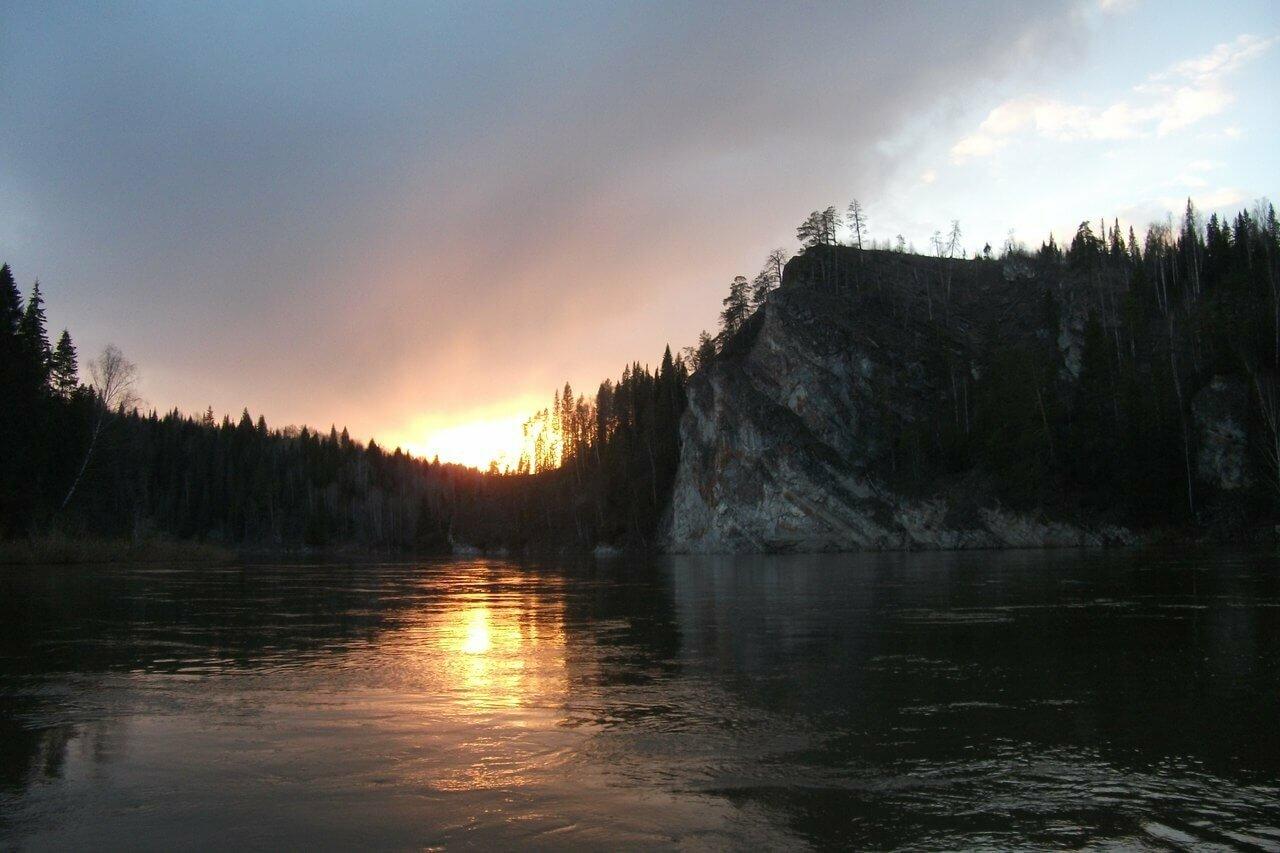 Майский сплав по рекам Койва и Чусовая