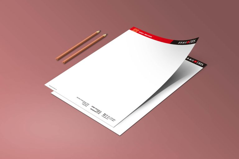 DBS letter paper