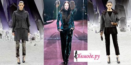 Мода 2013 - модные брюки и джинсы