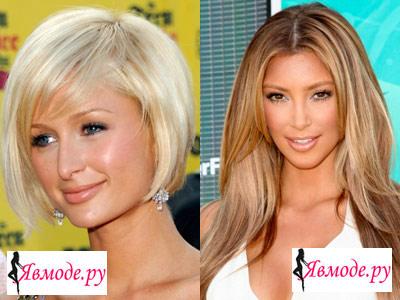 Модный цвет волос 2013 - блонди