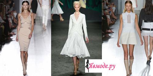 Мода 2013 - модные цвета сезона