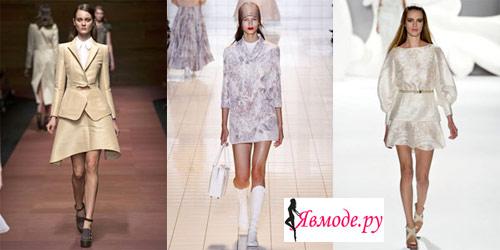 Модные цвета 2013 - ПАСТЕЛЬНЫЕ тоже в моде