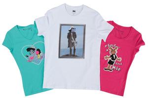 Новая коллекция футболок с героями советских мультфильмов от TOM FARR