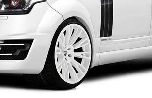 Range Rover 2013 - новый дизайн на Явмоде.ру