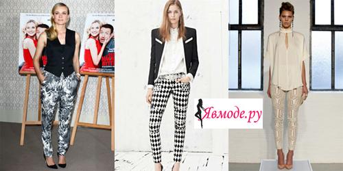 Модные джинсы 2013 - обзор и фото на Явмоде.ру
