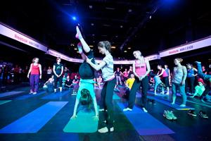 Reebok Fitness Stadium. Главное событие фитнес-весны!