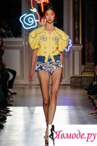 Модные женские шорты 2013 - фото и обзор на Явмоде.ру