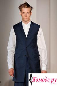 Мужские жилеты – модный тренд 2013