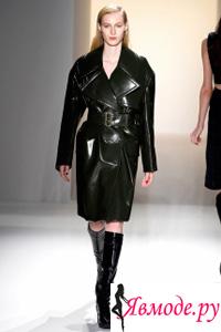 Calvin Klein осень-зима 2013-2014 - модные плащи и пальто