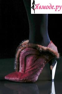 Модные туфли осень зима 2013-2014