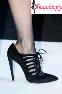 Модные туфли осень-зима 2013-2014 - Giorgio Armani