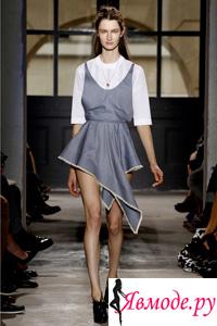 Юбки с воланами – модный тренд 2013-2014