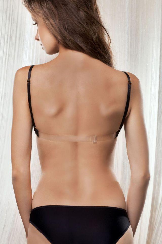 Нижнее белье-невидимка для платья с открытой спиной