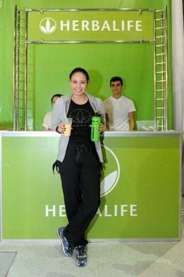Компания Herbalife стала официальным партнером по питанию фестиваля MIOFF –Fitness Russia 2013