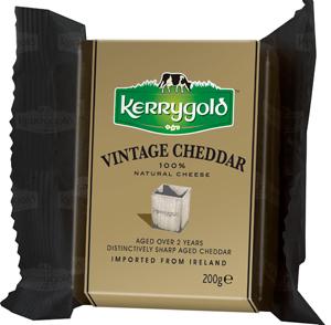 Винтажный чеддер Kerrygold