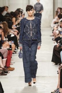 Фото модные брюки 2014 – Chanel