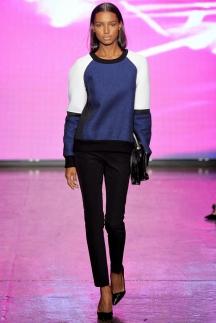 Кофты с геометрическим принтом DKNY