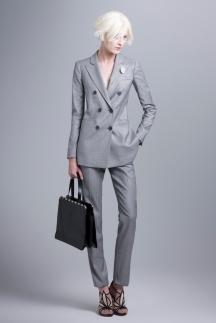Длинный пиджак Emporio Armani 2014