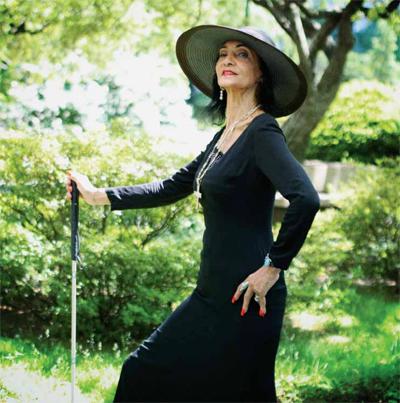 Жаклин Мэрдок в 82 года стала моделью