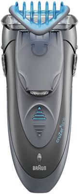 Braun Cruzer 6 Face – это воплощение ультрасовременных технологий.