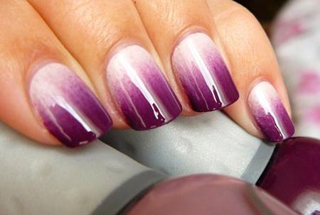 Маникюр 2014 – сатиновые цвета