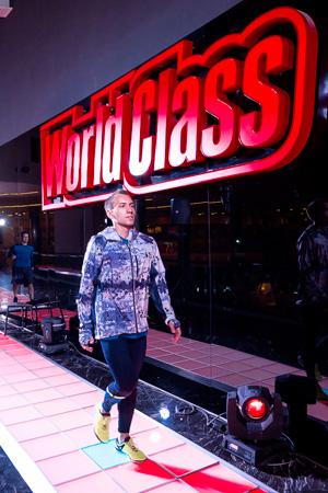 Reebok и World Class