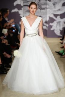 Свадебные платья 2014 2015 Carolina Herrera