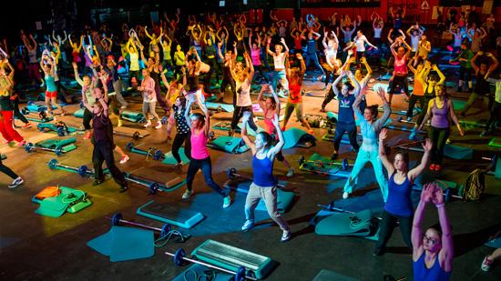Reebok Fitness Stadium