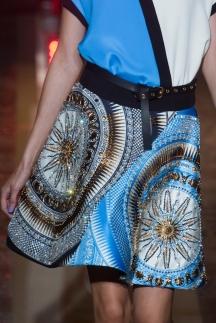 Модные принты мода 2014