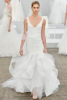 Свадебные платья 2014 2015 Monique Lhuillier