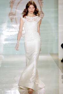 Свадебные платья 2015 Reem Acra