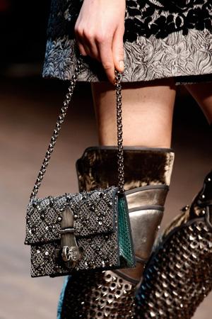 Модная сумка осень-зима 2014-2015 – сумка, расшитая украшениями - Dolce & Gabbana