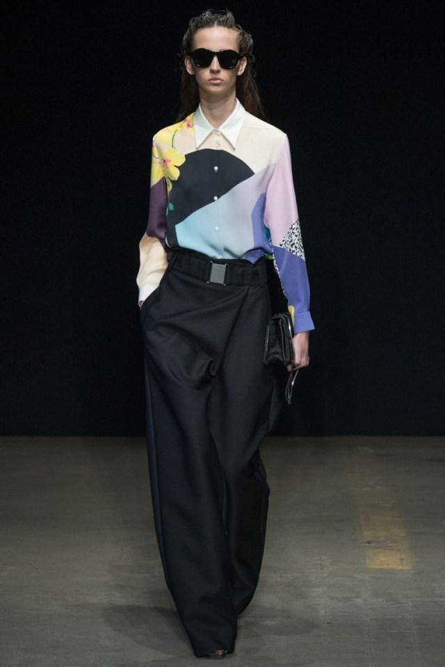 Модная рубашка 2015 – фото новинка в коллекции Phillip Lim