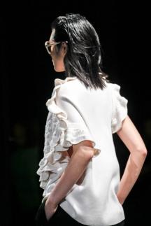 Модная прическа 2015 фото – Phillip Lim