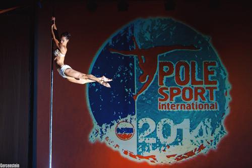 Pole Sport International 2014 в Санкт-Петербурге