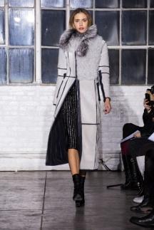 Модное пальто с мехом – мода осень-зима 2014-2015 – Brandon Sun