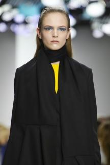 Длинные прямые волосы – модная прическа осень-зима 2014-2015 – Christian Dior