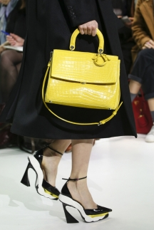 Модные туфли осень-зима 2014-2015 – Christian Dior