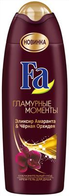 Крем гель для душа FA