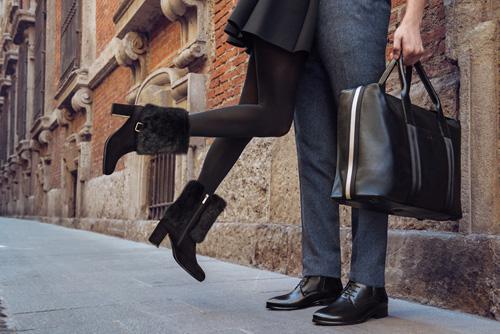 Уход за обувью из замши и нубука