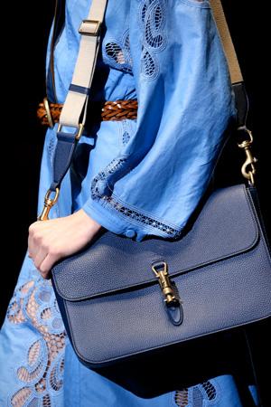 Модная сумка на длинной ручке весна лето 2015 – Gucci