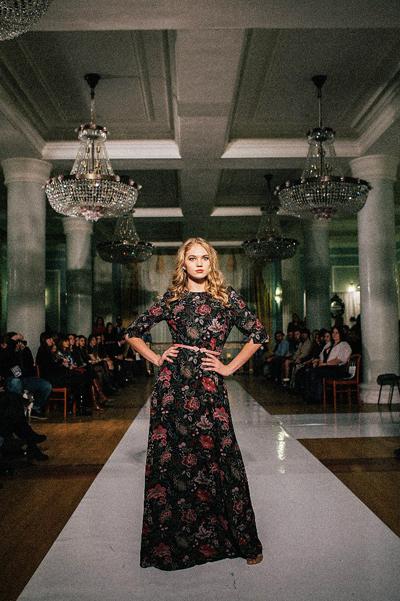 Caspian Fashion Week в городе Астрахань