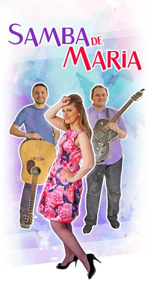 Группа SAMBA DE MARIA
