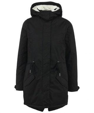 куртка парка, с чем носить парку