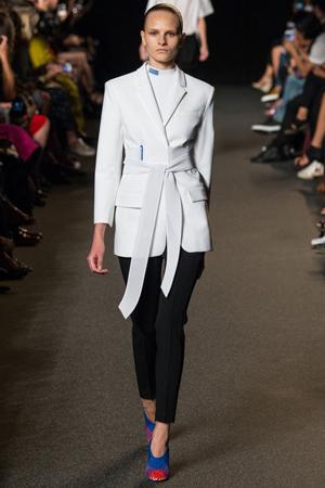 Модный пиджак весна лето 2015 Alexander Wang