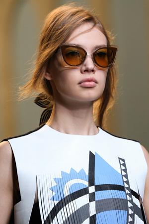 Модные солнцезащитные очки весна лето 2015 – Fendi