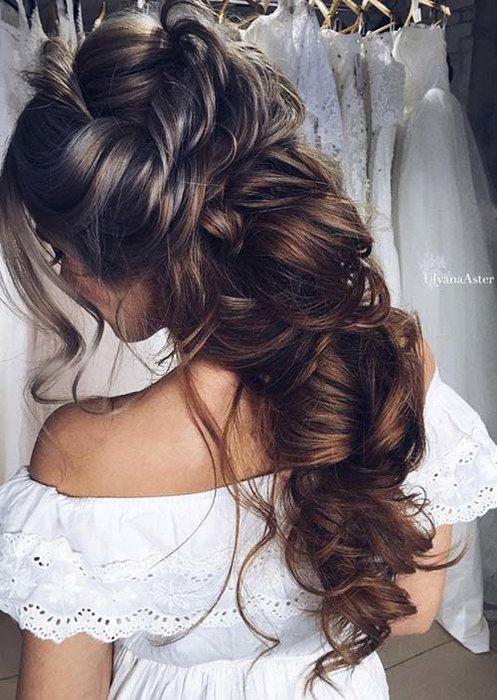 Модные стрижки на длинные волосы - фото новинки сезона