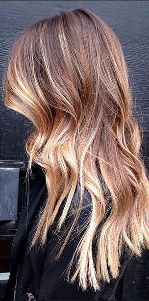 Модные стрижки с длинными волосами - роскошные локоны на волосах