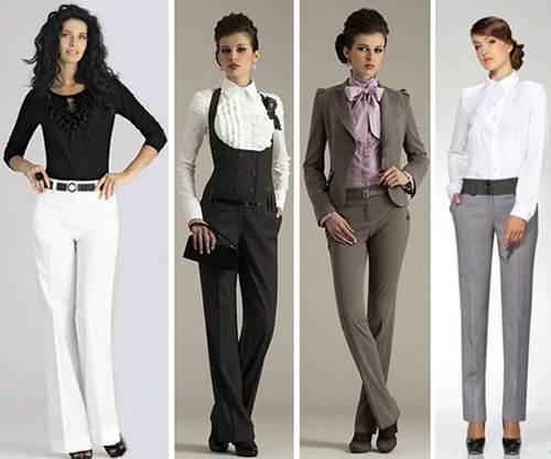 Выбор одежды для собеседование